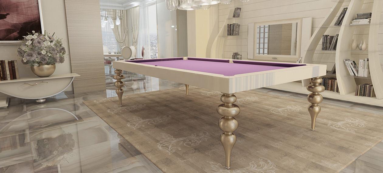 biliardo tavolo per casa parigi