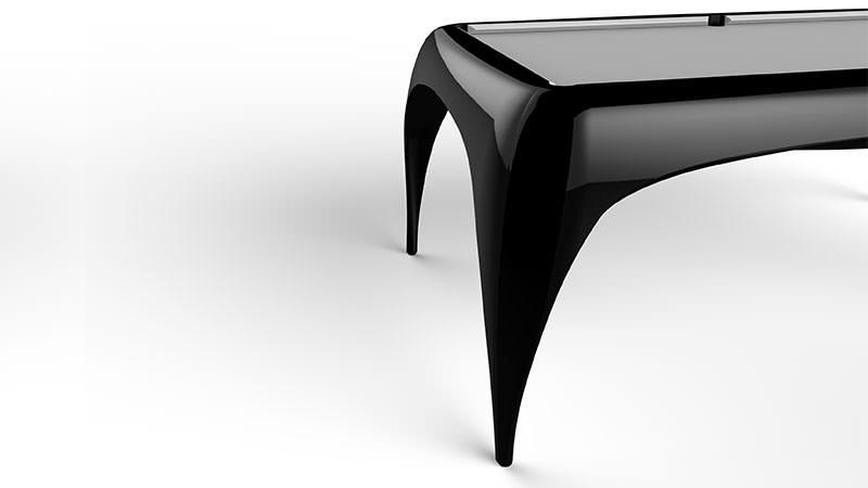 tavolo da biliardo monocoque