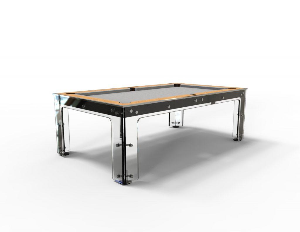tokyo tavolo biliardo design