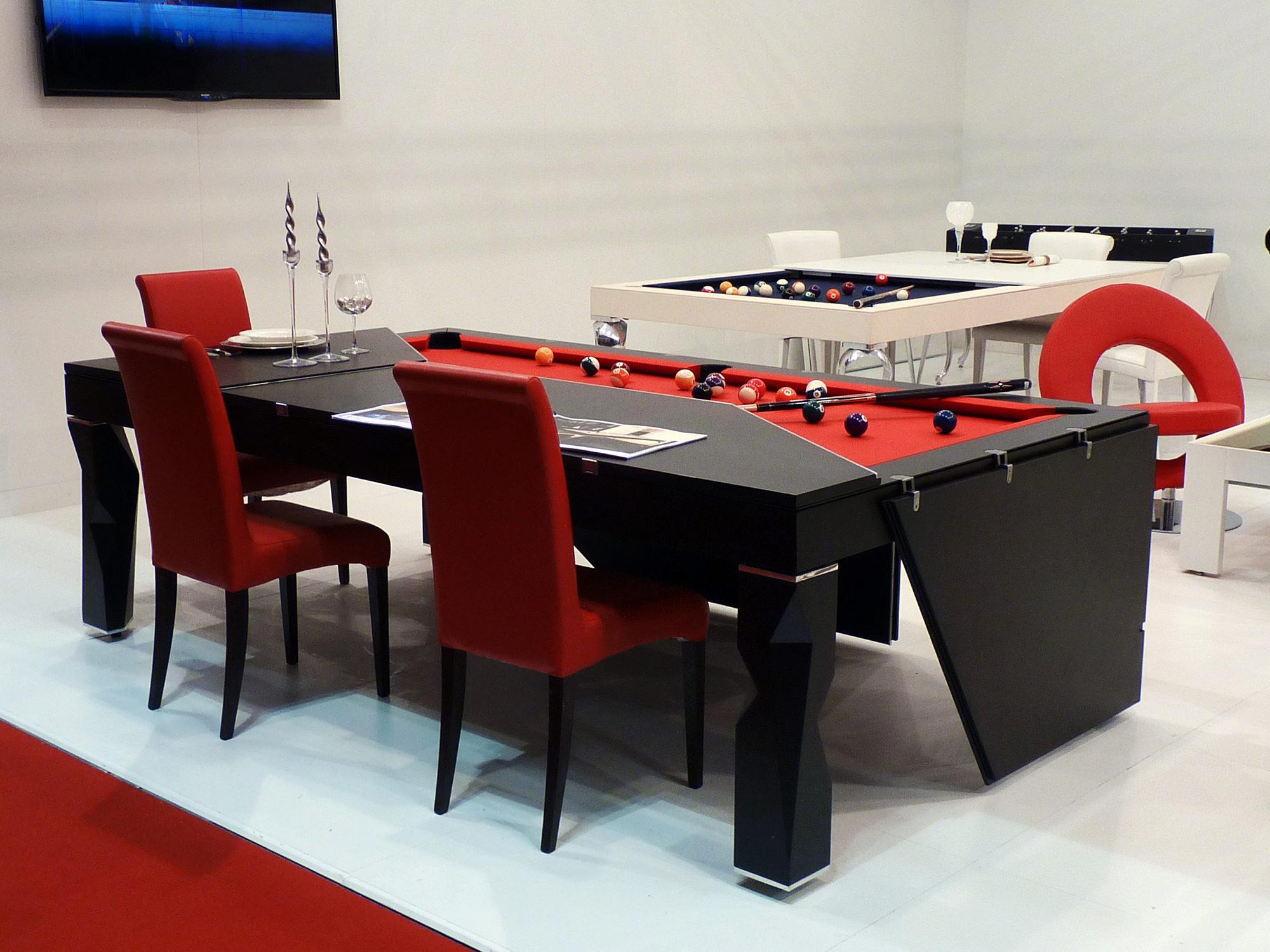 biliardi trasformabili in tavoli shanghai