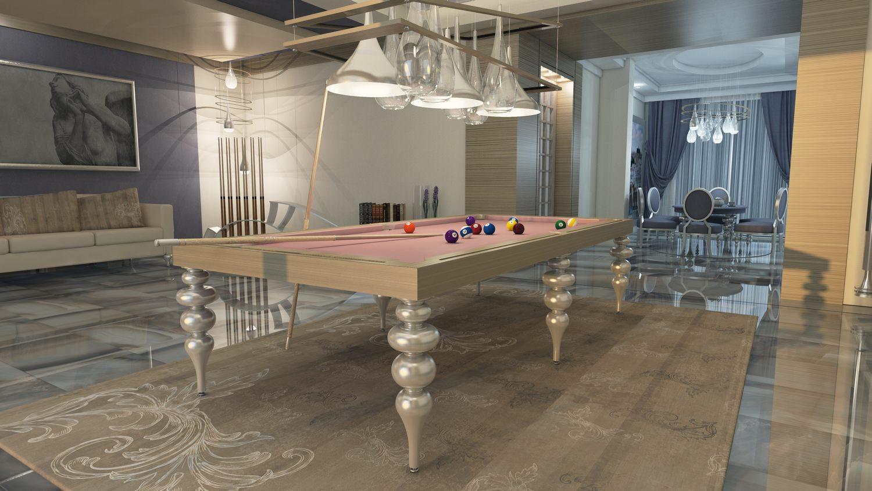 biliardo professionale trasformabile in tavolo parigi