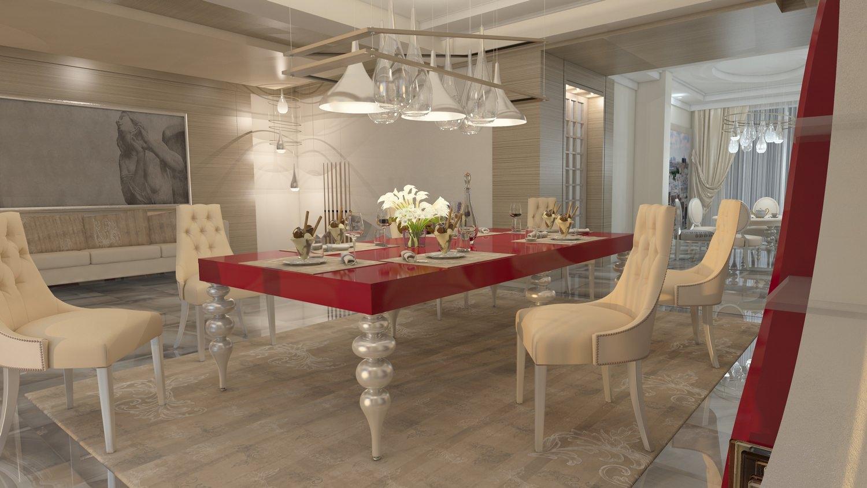 biliardo tavolo da pranzo parigi