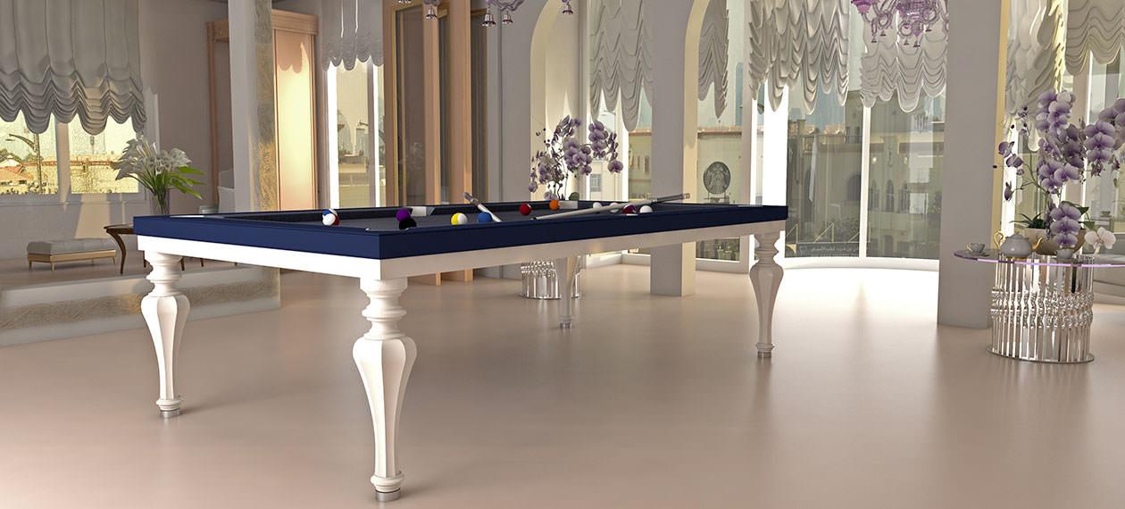 biliardo trasformabile in tavolo praga