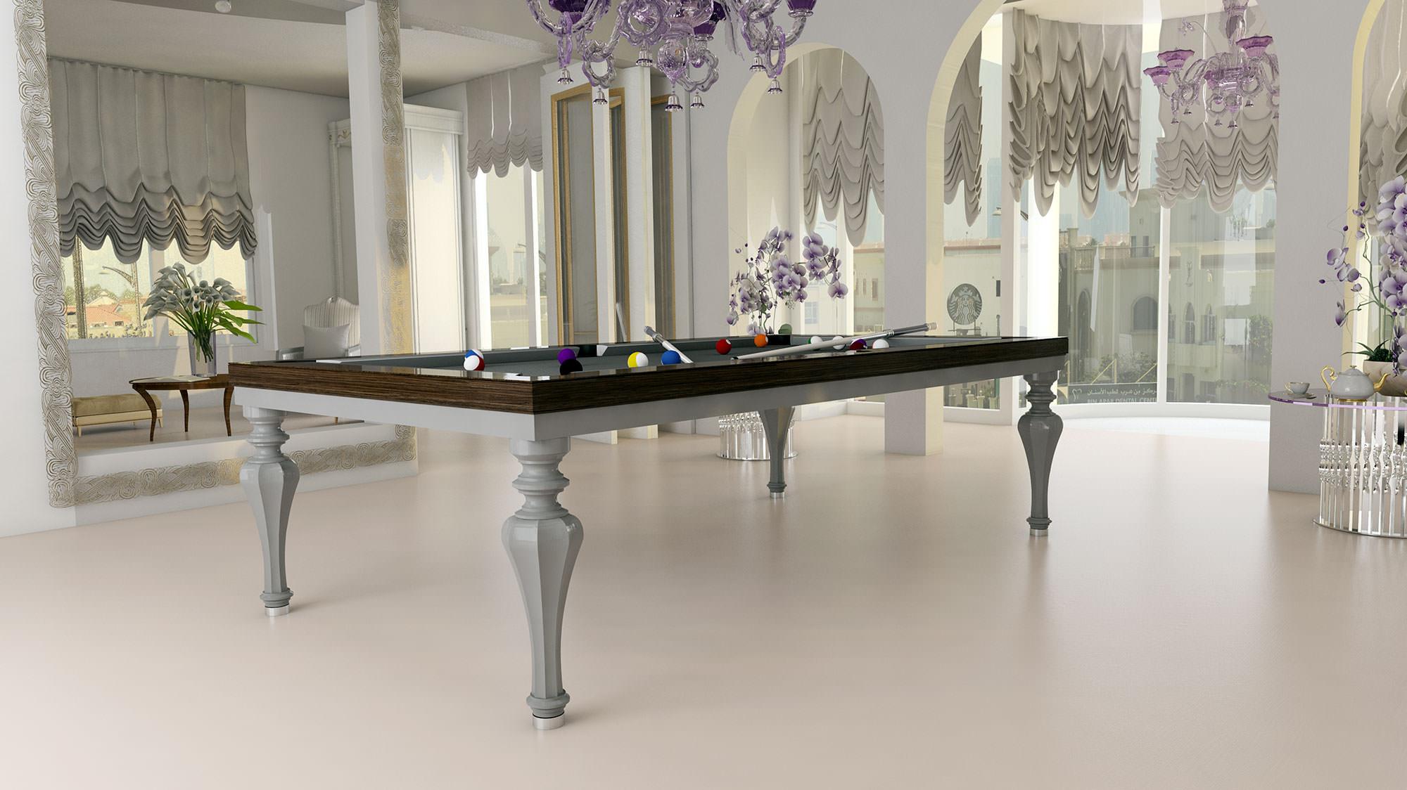 tavolo da biliardo trasformabile praga
