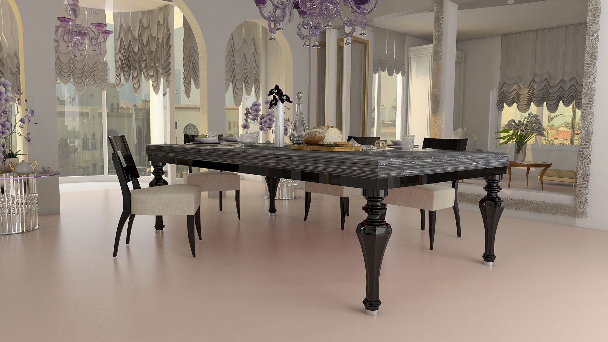 tavolo trasformabile in biliardo praga