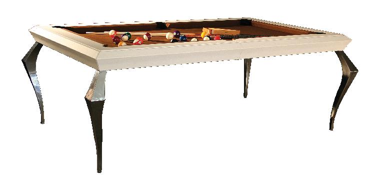 biliardo tavolo trasformabile diamond