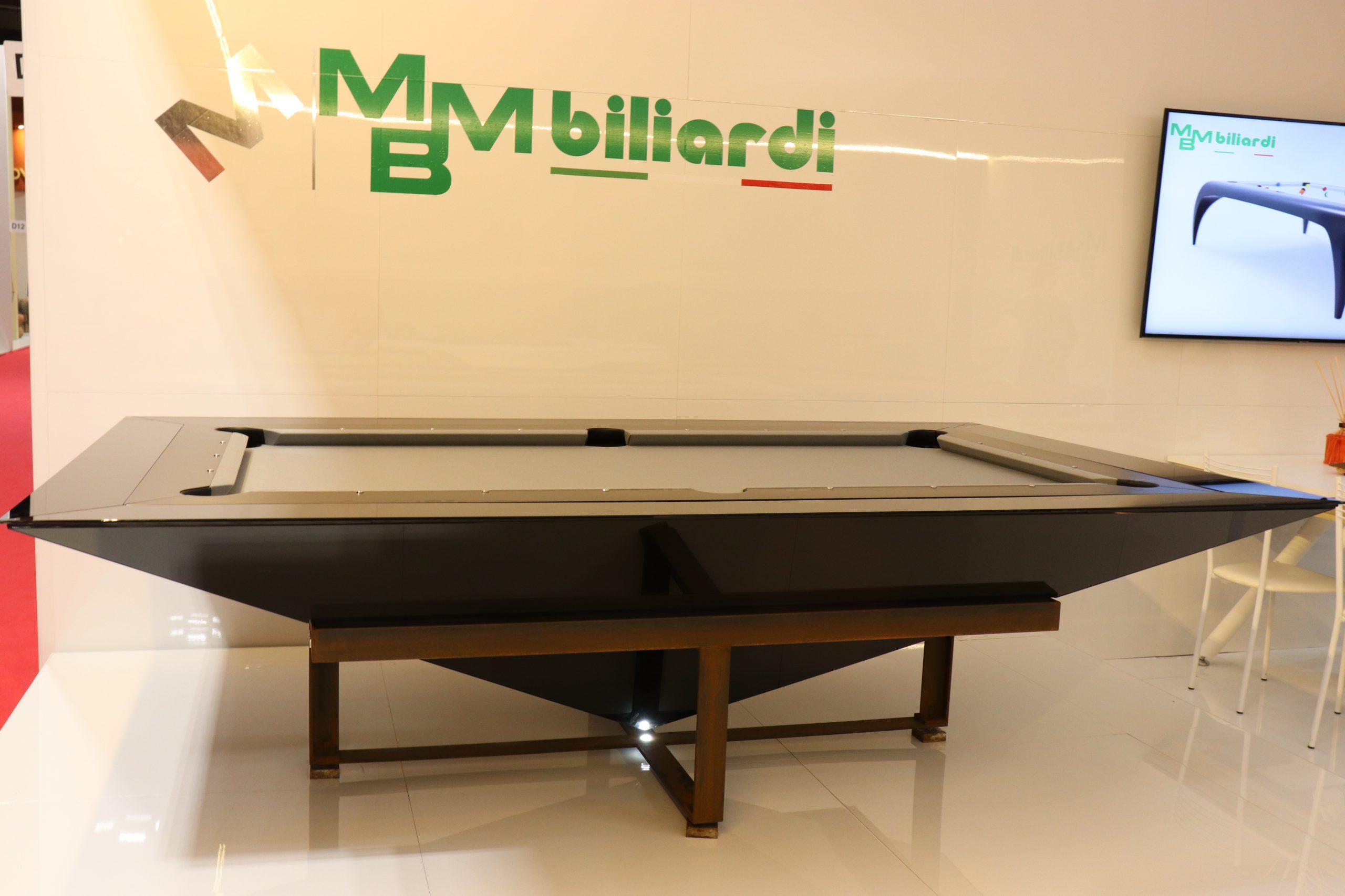 tavolo da biliardo professionale di lusso diamante nero