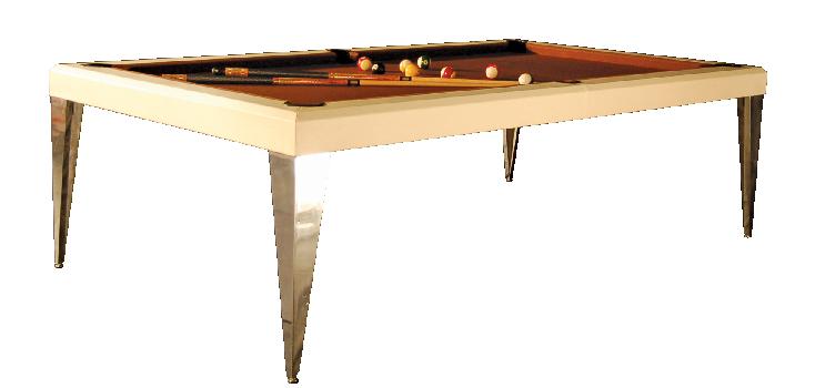 tavolo da biliardo trasformabile par