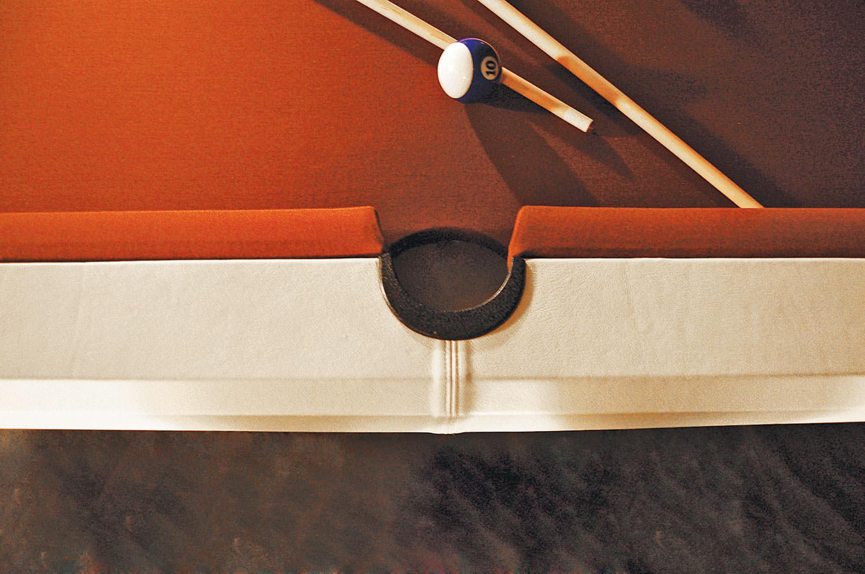 tavolo da pranzo trasformabile in biliardo par