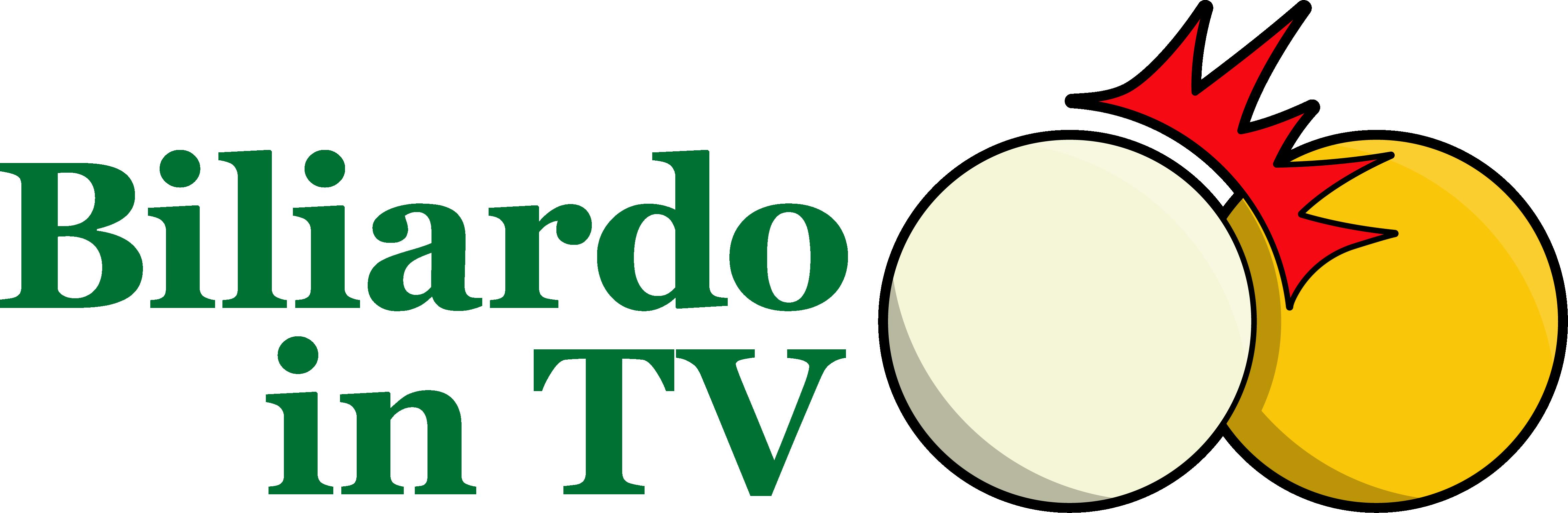 biliardo in tv